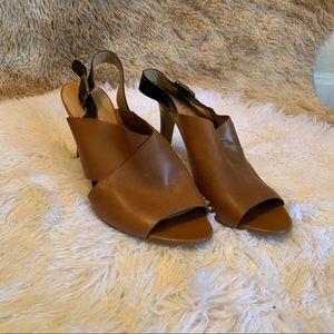 Franco Sarto Open-toe Heels